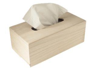 boite à mouchoirs