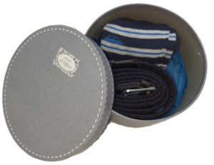 coffret ceinture et chaussette