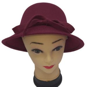 chapeau feutrine